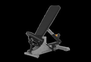 Magnum Flat-to-incline Bench w/Horizontal Adjustment /