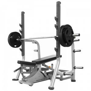 Magnum 3-Way Olympic Bench
