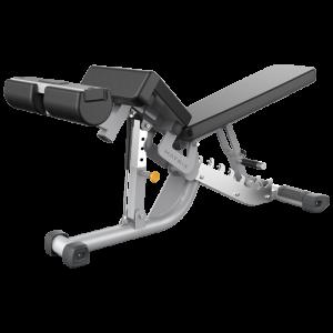 Matrix Magnum Multi-adjustable Bench w/Decline