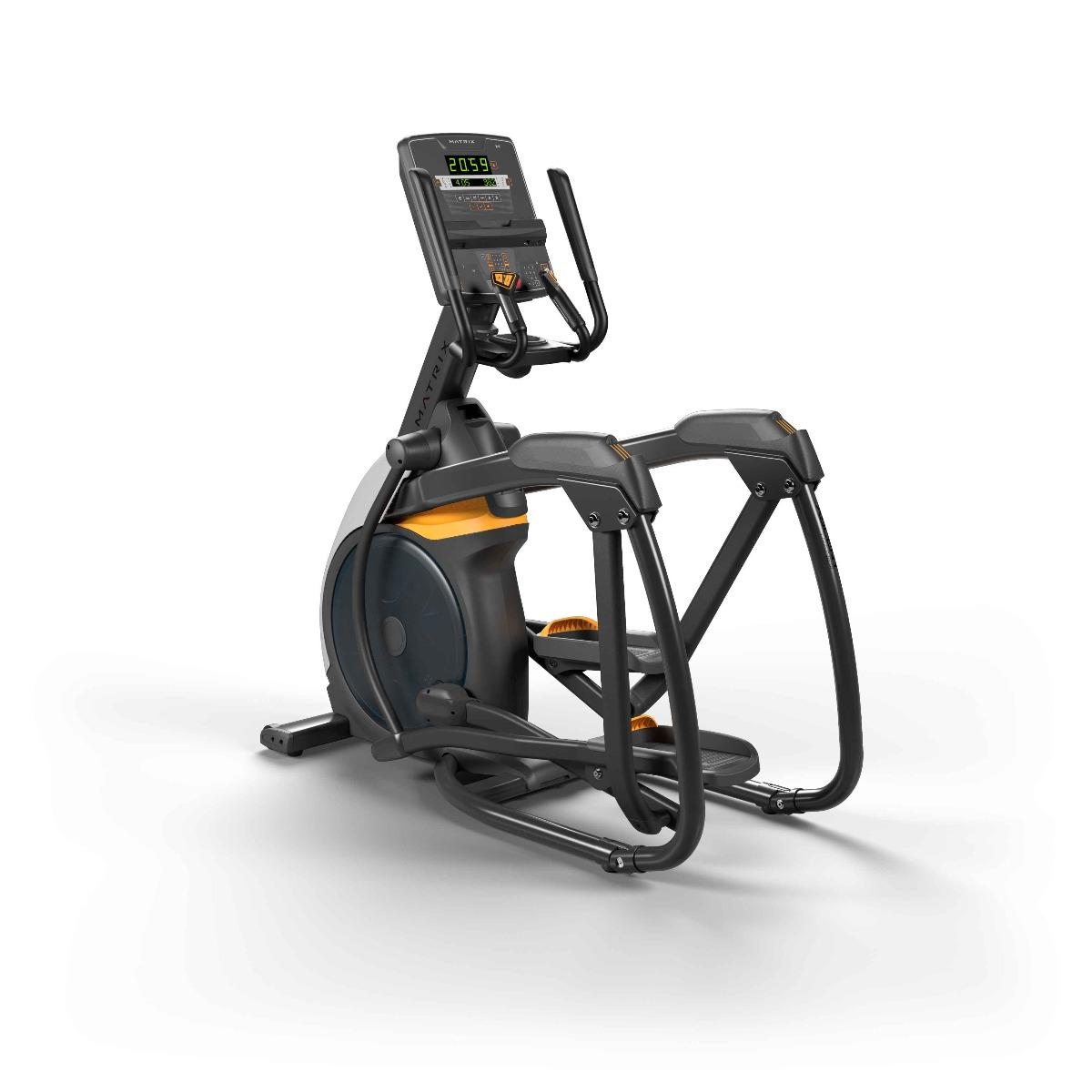 Commercial elliptical crosstrainers